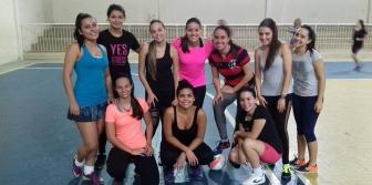 Equipe de Futsal Feminino da Suprema