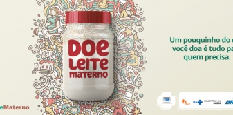 Dia Mundial da Doação de Leite Materno
