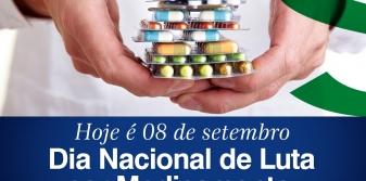 Dia Nacional de Luta por Medicamento