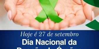 Dia Nacional da Doa��o de �rg�os