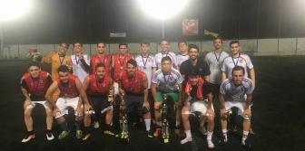 10� Campeonato de Futebol de 7 da Suprema - Resultado Final