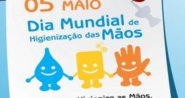 Maio marca campanha mundial de higieniza��o das m�os