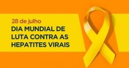 Dia Mundial de luta contra Hepatites Virais
